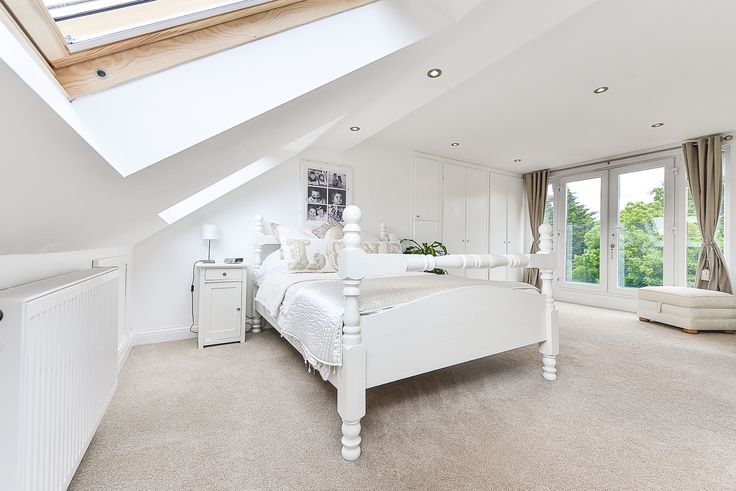 See These Four Stylish Loft Conversion Projects For
