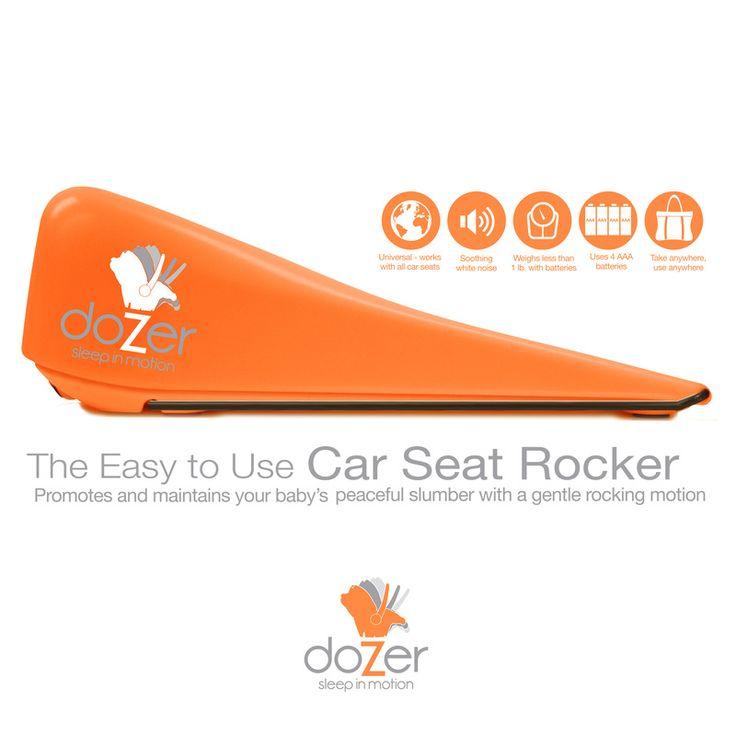 Dozer Rocker Car Seat Rocker Genius Bookmarks And