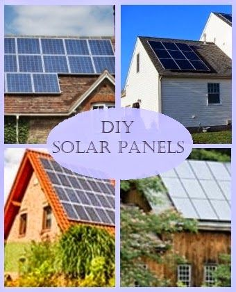Diy Solar Panels - When it comes to electricity supply for our home, we do not have many options. Almost all of us depend on the local power station for energy. But things have changed in recent years. Some home owners have began to experiment with their own solar energy panels to power their home.