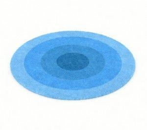 7 mejores im genes sobre alfombras en pinterest colores for Alfombra redonda verde