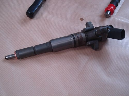 DIY: E46 320d m47n injector cleaning