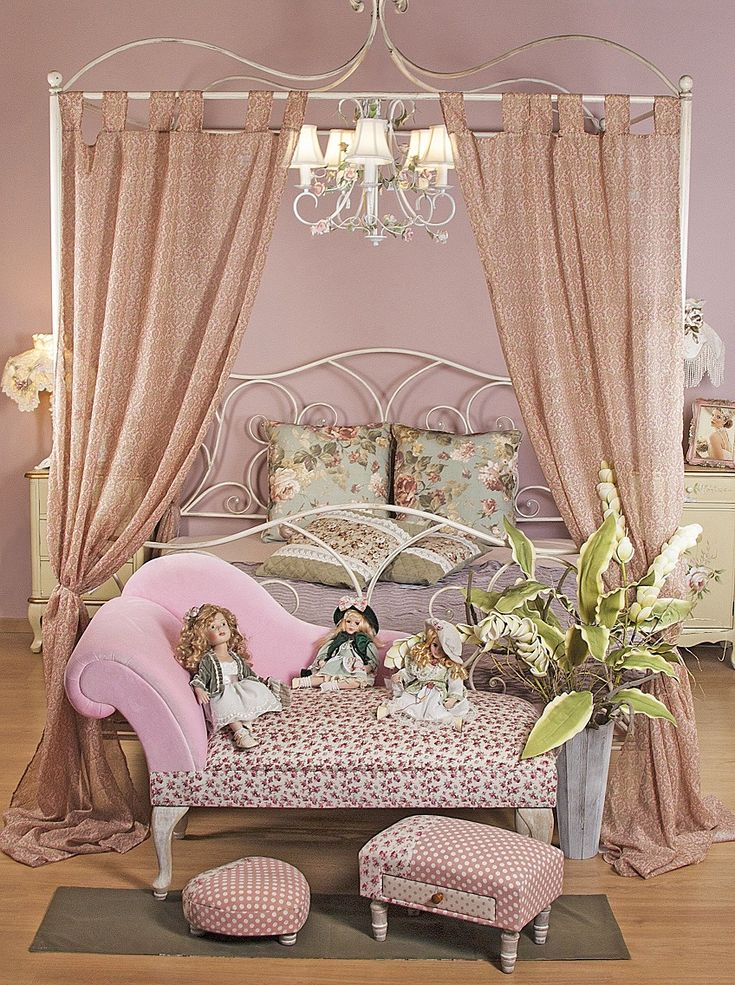 Dreamy #romantic bedroom by inart! www.inart.com