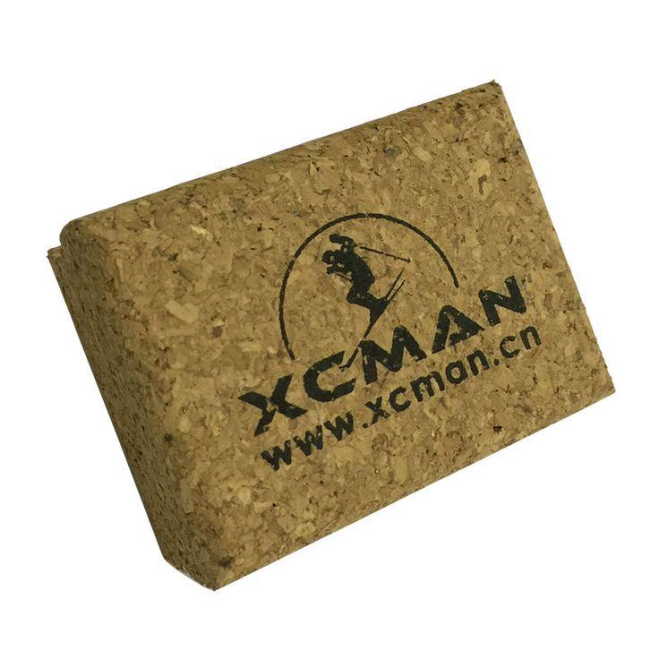 XCMAN Corcho Natural de Cera o Polvos de Fluoro