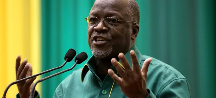 Five people appeared before a Tanzanian court yesterday charged with insulting the country's President John Magufuli on social media.    The five, separately charged with five offences of sharing offensive content targeting the President and the Police