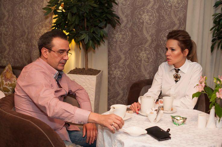 Интервью с Линдой Намус 31.03.2013
