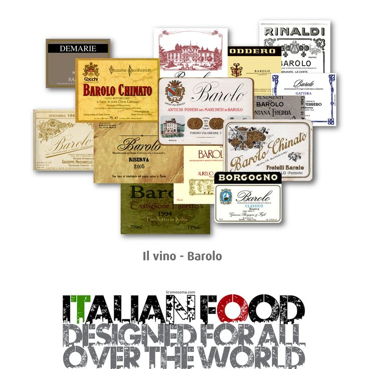 ITALIAN FOOD - Designed For All Over The World - BAROLO   #barolo #dietamediterranea #foodesign #masterfoodesign #iedroma #design #food #kromosoma #francescosubioli #cibo #manifestofoodesign