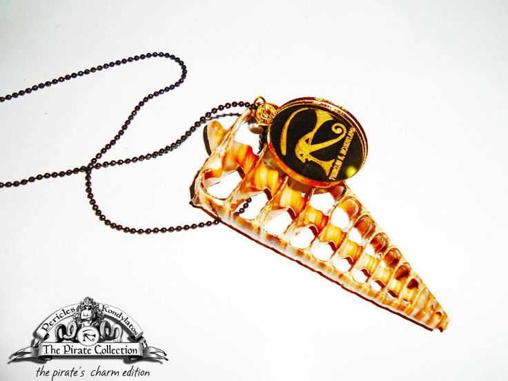 """""""The pirate's charm""""  collection by Pericles Kondylatos"""