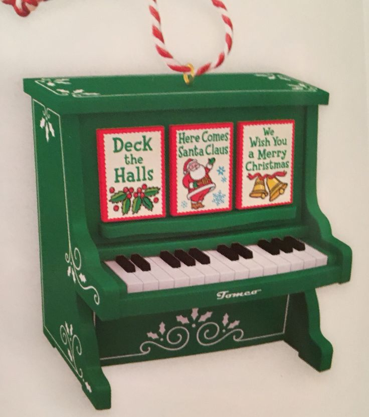 292 best My Hallmark Ornament Collection images on Pinterest