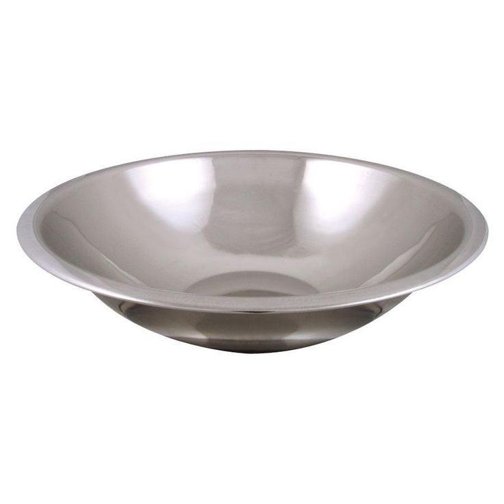 16 Qt Standard Weight Stainless Steel Mixing Bowl 12-$95