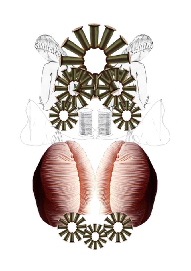 Creative Process 03 by Didde Kallshoej