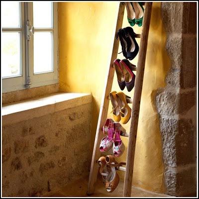 home acessories shoe stairs mooie manier om schoenen met hak op te bergen shoe storage