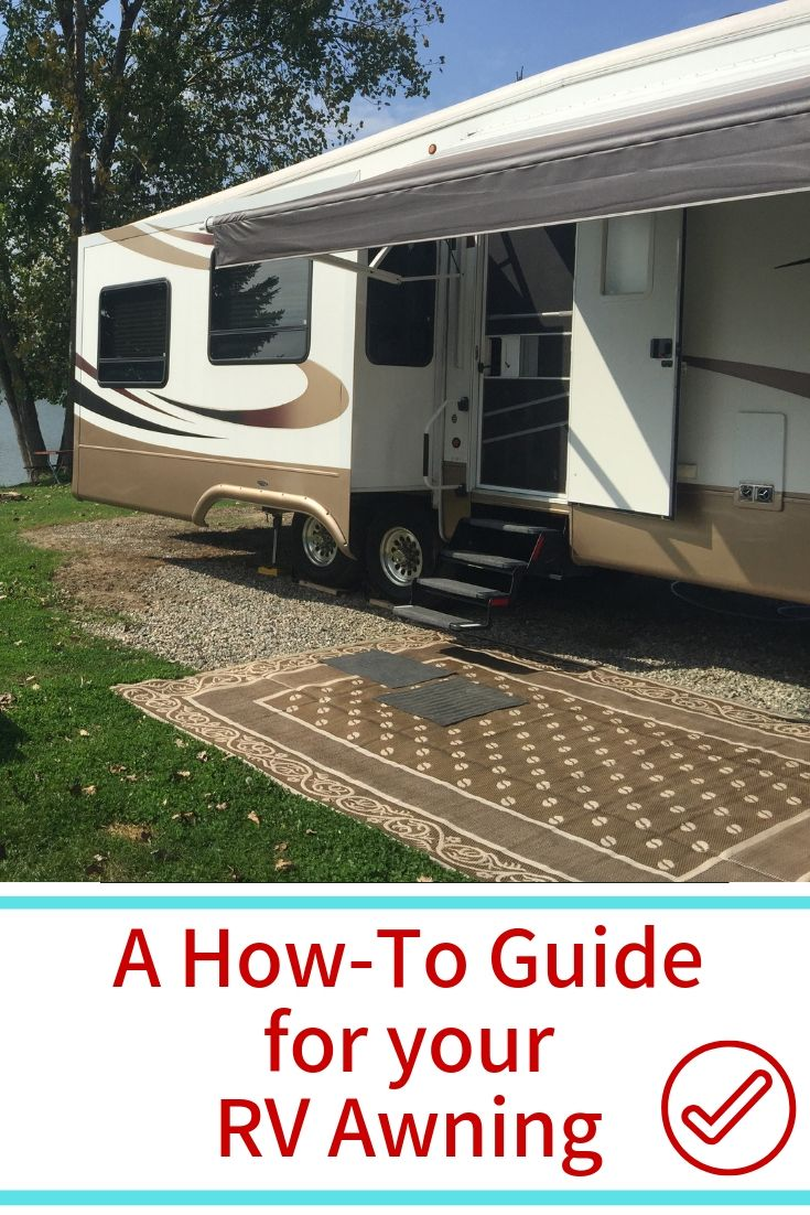 Don T Make These Mistakes With Your Rv Awning Rv Camping