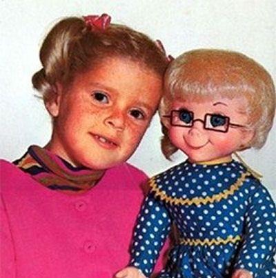 Mrs. Beasley Doll=my favorite doll, bar none!!