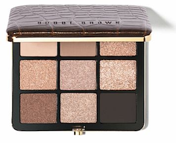 Bobbi Brown Warm Glow Eye Palette from the Scotch On The Rocks Holiday Collection!