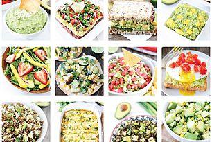 30 Avocado Recipes