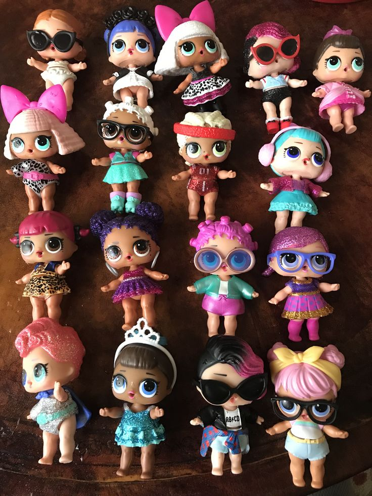 276 best LOL Surprise Doll Party / Madeline's Collection ...