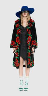Gucci Look 2 - Women, Cruise 2017 Collection