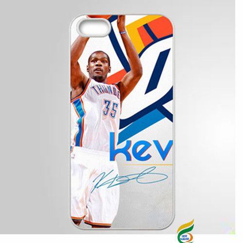 Kevin Durant KD fashion cell phone case cover for iphone 4 4s 5 5s 5c 6