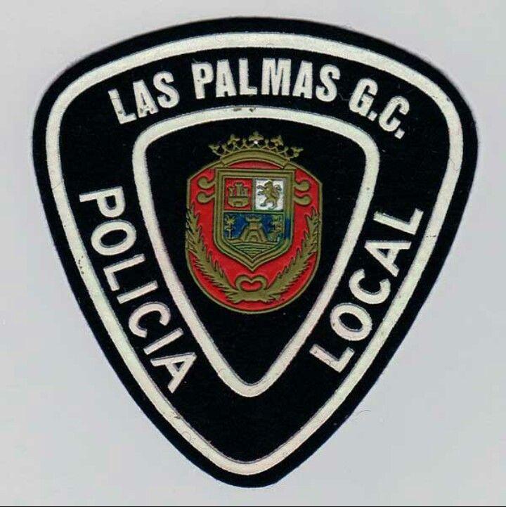 Policía Local Las Palmas de Gran Canaria. España Spain