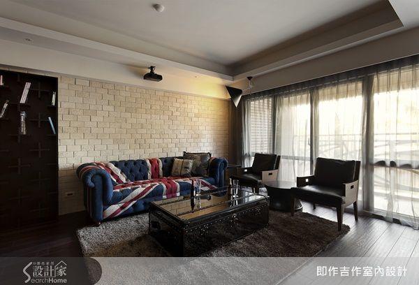 不思議奇蹟!38坪英式摩登住宅只花14天裝修 | 設計家 Searchome - 華文最大室內設計社群平台