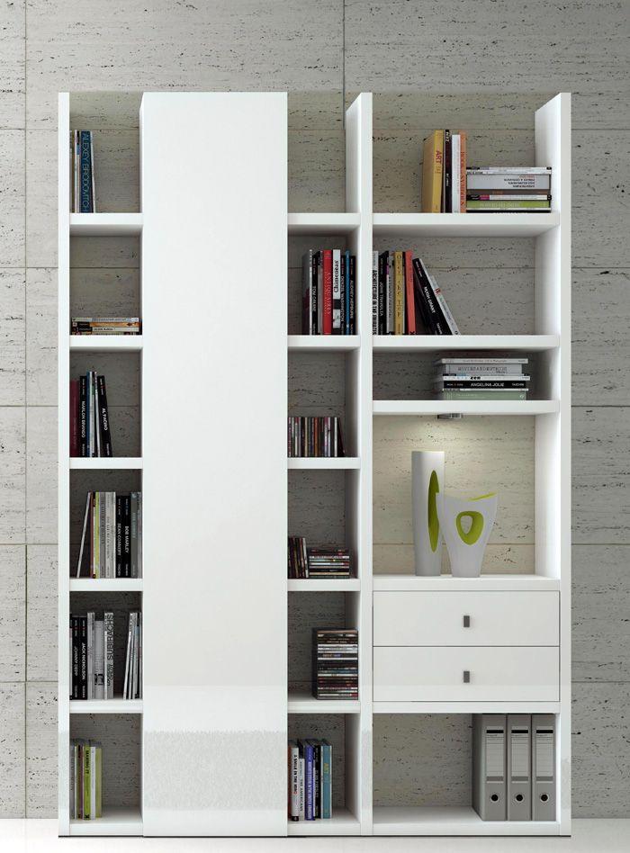 Die besten 25+ Cd regal weiß Ideen auf Pinterest Cd \ dvd regale - wohnzimmer nussbaum weis