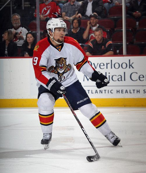 Scottie Upshall in Florida Panthers v New Jersey Devils - Game Four