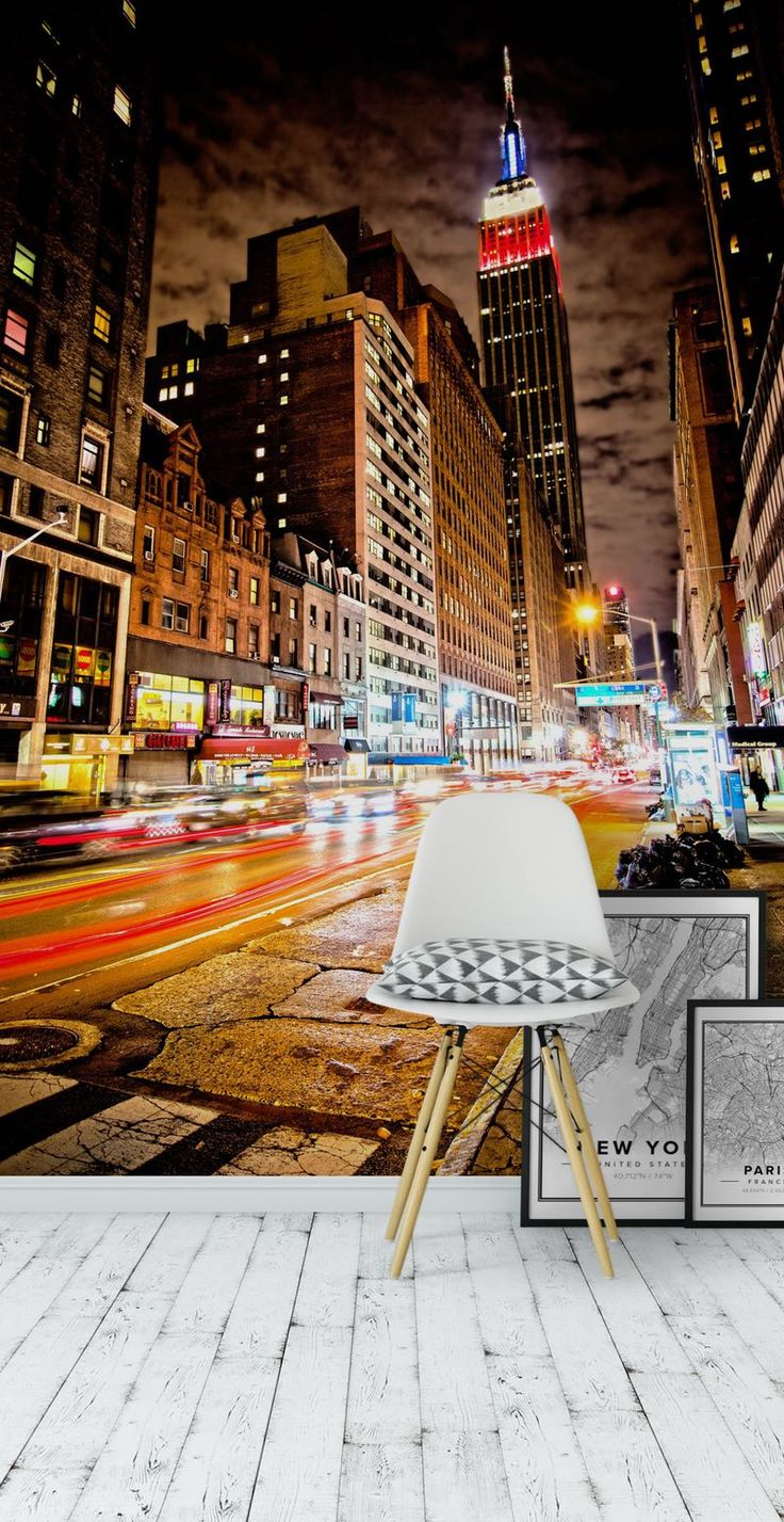 New York City Tapet