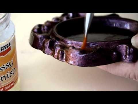 ▶ Máz hatású viaszpaszta / Glaze Effect Wax Paste - YouTube
