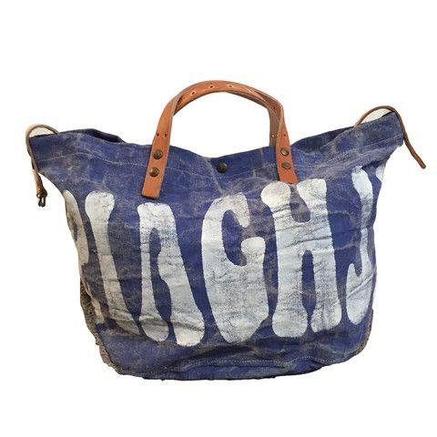 Cabas St Tropez Bag: Indigo