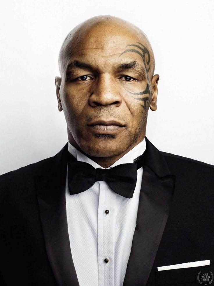 Mike Tyson para GQ España Junio 2016 por Marco Grob