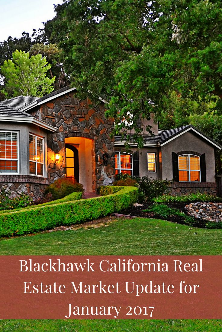 Planning to buy a home in Blackhawk CA? Now is the best time!
