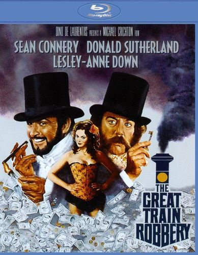 The Great Train Robbery [Blu-ray] [1979]