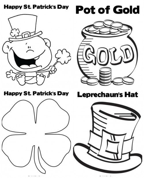 141 best St Patrick\'s day printables images on Pinterest | Ireland ...