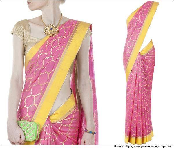 Rohit Bal Sarees   Latest Designer Sarees Collection, Fancy Sarees