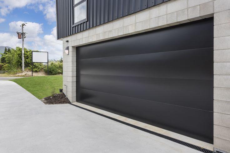 Aspen Steel Sectional Doors from Garador.