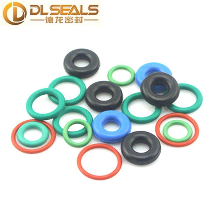 Standard and customized colored FKM Viton o ring