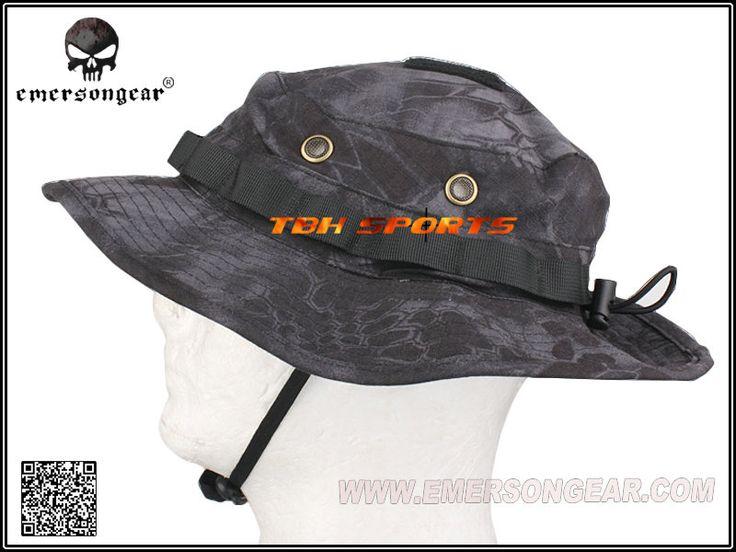 Эмерсон передача тактический Boonie шляпы в Kryptek тифон камо головные уборы в стиле милитари для мужчины ( SKU12050173 )