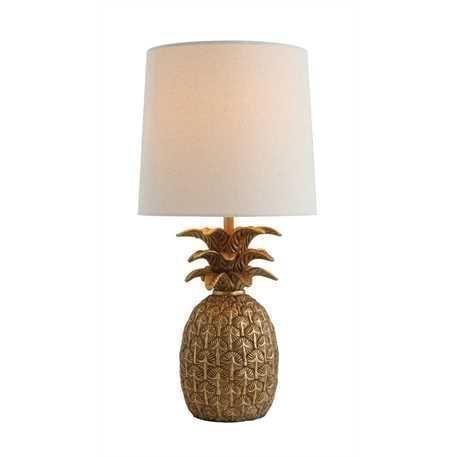 Pineapple Lamp | Quinn's Mercantile