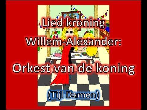 Lied koningsdag: Orkest van de Koning ( Tijl Damen) - YouTube