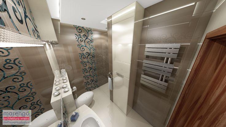 projekt wnętrza domu jednorodzinnego w podkrakowskich Bibicach, więcej na:  http://marengo-architektura.pl/portfolio/minimalizm-wnetrzu-kompozycja-pelna-doskonalosci/