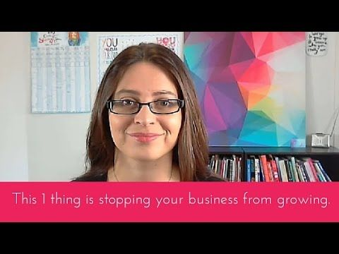 1 thing stopping your business growing...