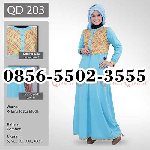 Gamis Pesta Qirani, HP.0856-5502-3555