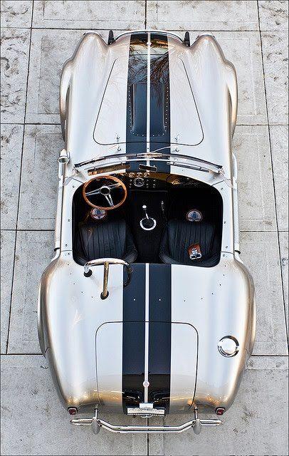 beautiful shelby cobra