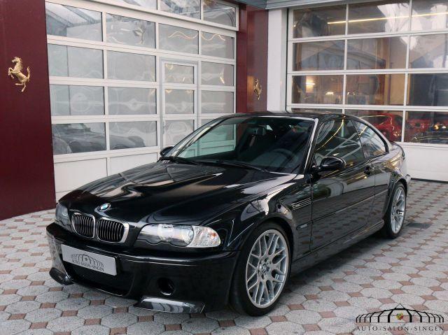For Sale: Stunning 2003 BMW M3 CSL - http://www.bmwblog.com/2017/01/28/sale-stunning-2003-bmw-m3-csl/