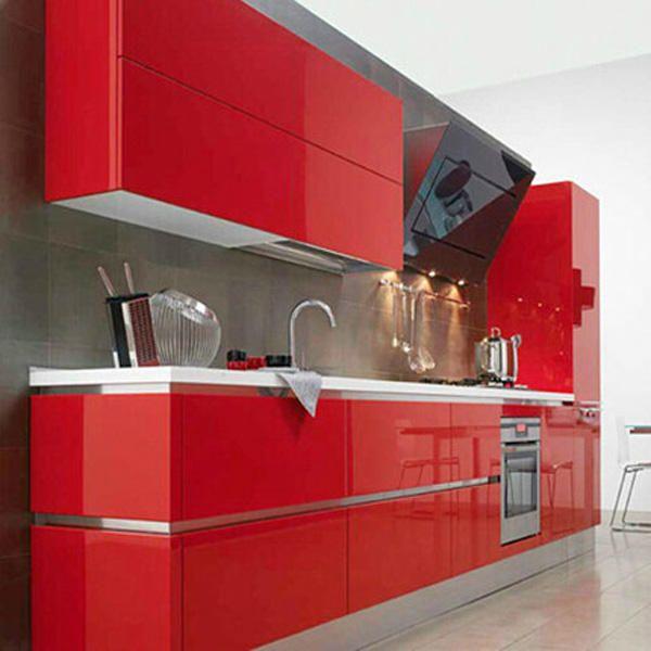 500x30cm Kitchen Waterproof Stickers Cabinets Wardrobe Refurbished