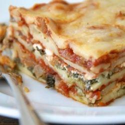 yummly winter green lasagna recipe swiss chard lasagna greens lasagna ...