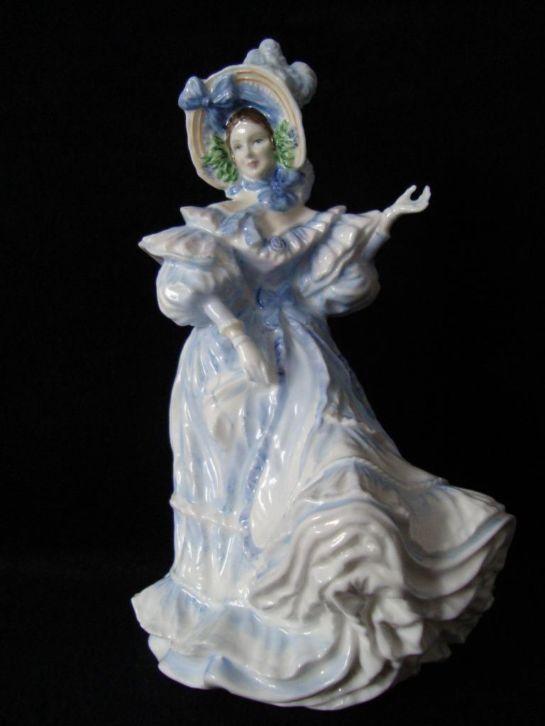Royal Doulton figurine forget-me-nots HN 3700