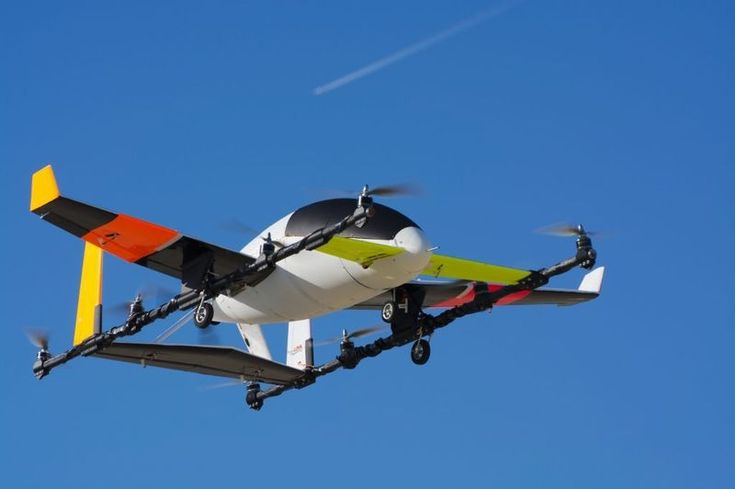 The largest industrial company in the U.S. expects to have electric passenger drones on the market within a decade.