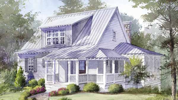 creek cottage plan 1380 1 800 southern living house plans