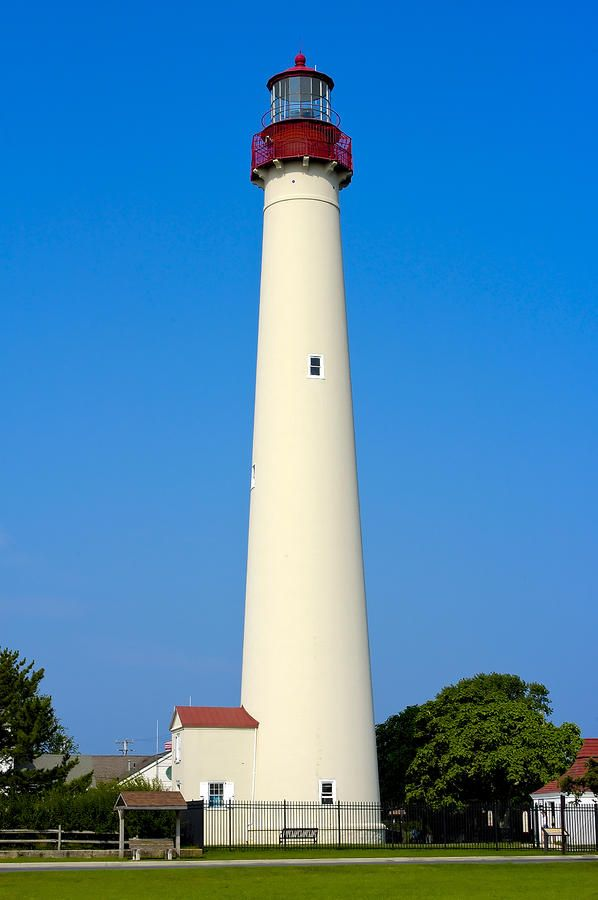 Cape May Lighthouse in New Jersey